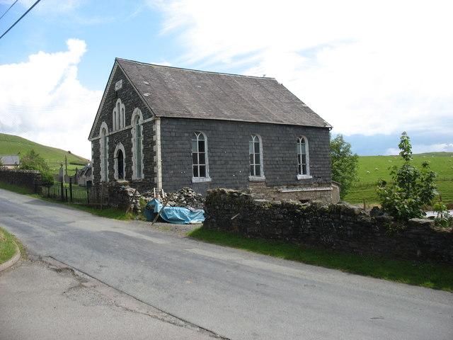 Staylittle chapel