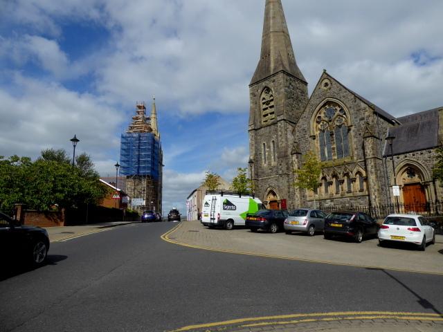 Church Street, Omagh