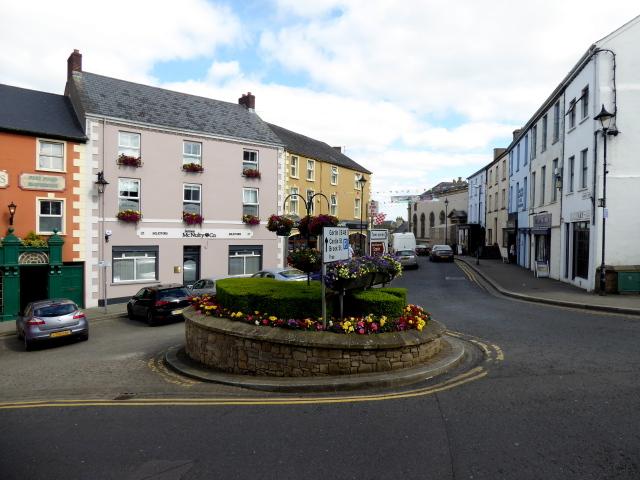 The Diamond, Omagh