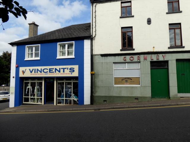 Vincent's / Gormley's Pub, Castle Street, Omagh