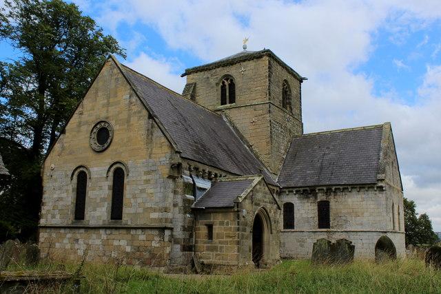St. Botolph's Church, Bossall