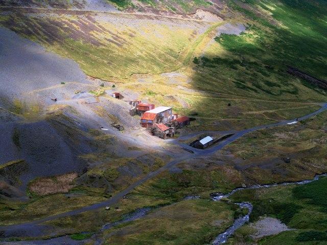 Force Crag Mine