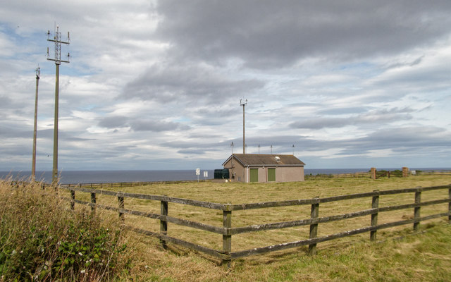 RAF Lossiemouth Transmitter Station