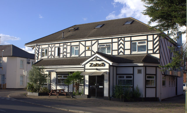 Zaman restaurant, Horton Road, Datchet