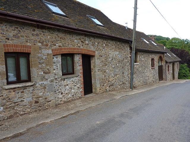Barns at Harecombe Farm
