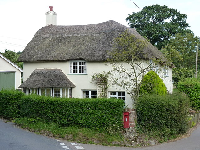 Pillar Box cottage