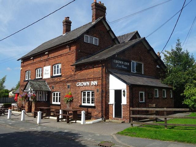 Crown Inn - Goostrey