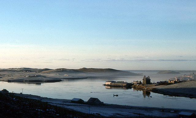 East Voe of Scalloway