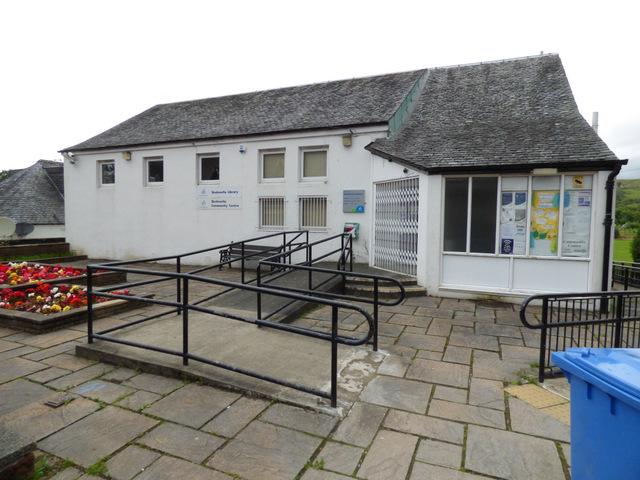 Skelmorlie Library