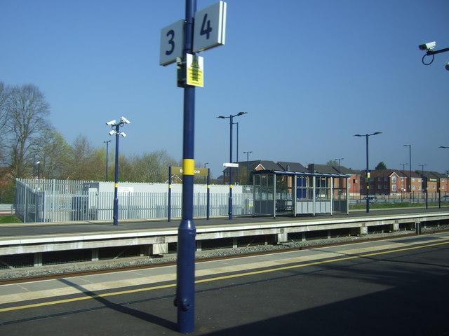 Bromsgrove Railway Station