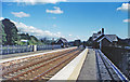 NY5439 : Lazonby station, 2000 by Ben Brooksbank