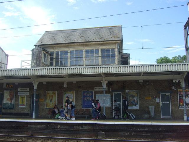 Chelmsford Railway Station