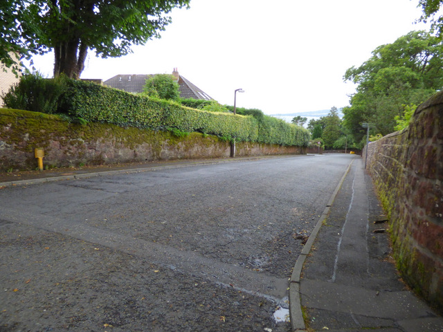 Skelmorlie Castle Road