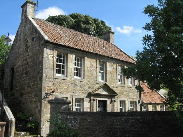 St John's Lodge, Ceres
