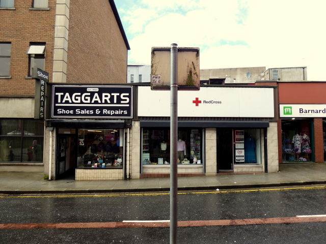 Taggarts Shoe Repair Shop  Red Cross, Omagh
