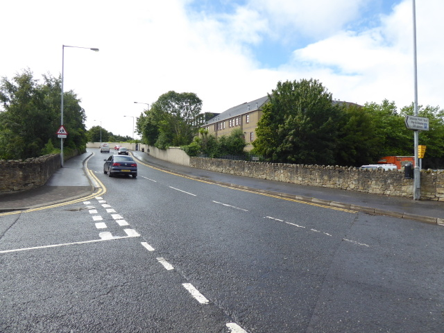 Kevlin Avenue, Omagh