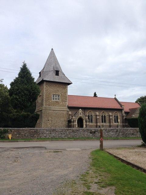 Newbold Verdon church