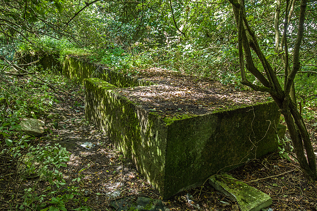 WWII defences of Liverpool: RAF Speke airfield - Section Post (10)
