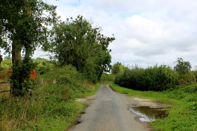 Riders Lane at Howsham Gates