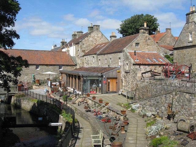 Fife Folk Museum, Ceres