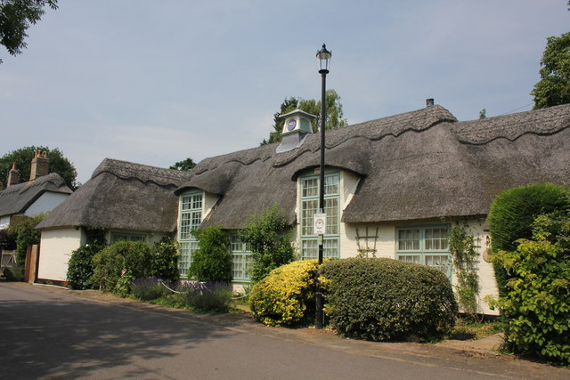 The Old School, 10 Common Lane, Hemingford Abbots