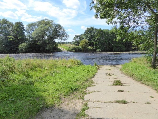 Ford over the River Tees