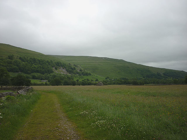 Footpath to Buckden