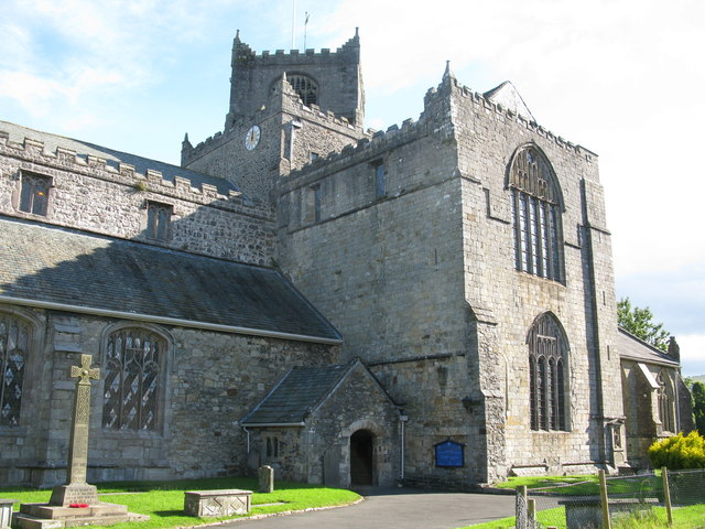 Priory Church of St Mary and St Michael (Cartmel Priory), Cartmel