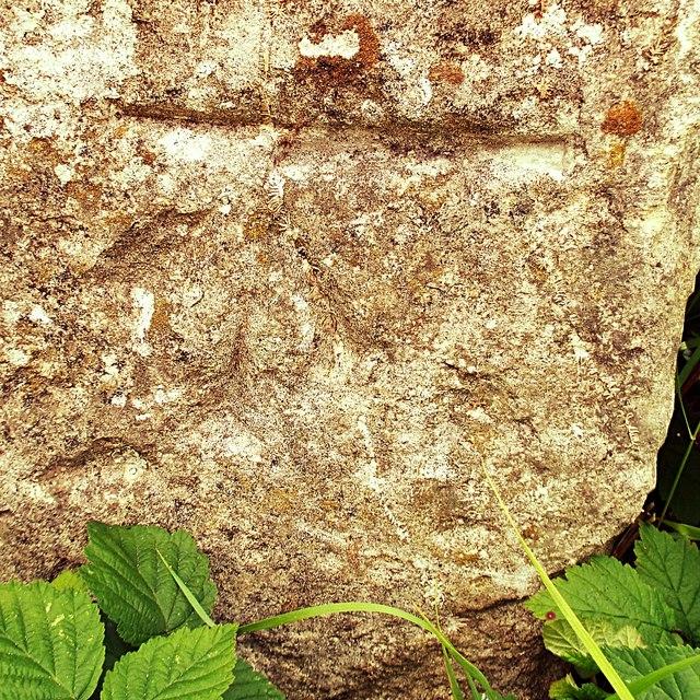 Cut Mark Thorndon Debenham Road Stone