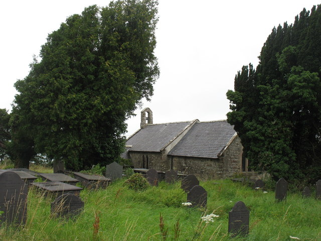 St Mary's church, Y Felinheli