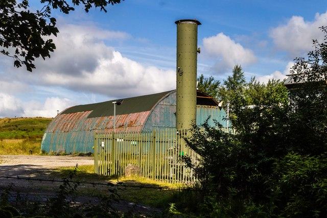 Calton Hill Landfill Site