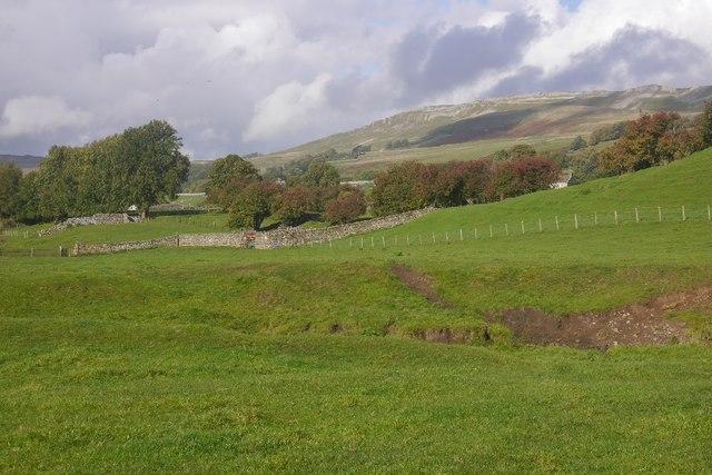 Woodhall, Wensleydale