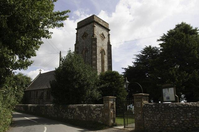 St Mary's Church, Marshwood