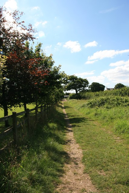 Monarch's Way to Charmouth