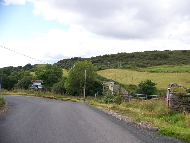 B8001 and B842 junction