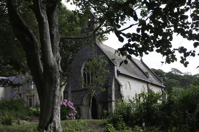 St Mary's Church, Catherston