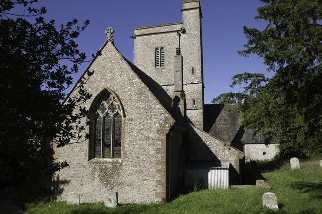 Church, Wootton Fitzpaine