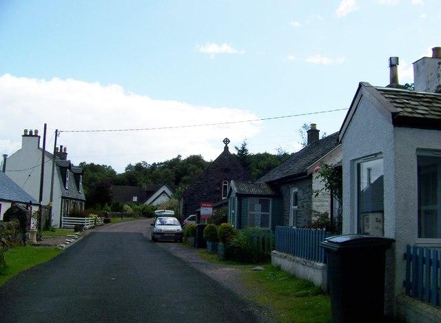 Grogport village
