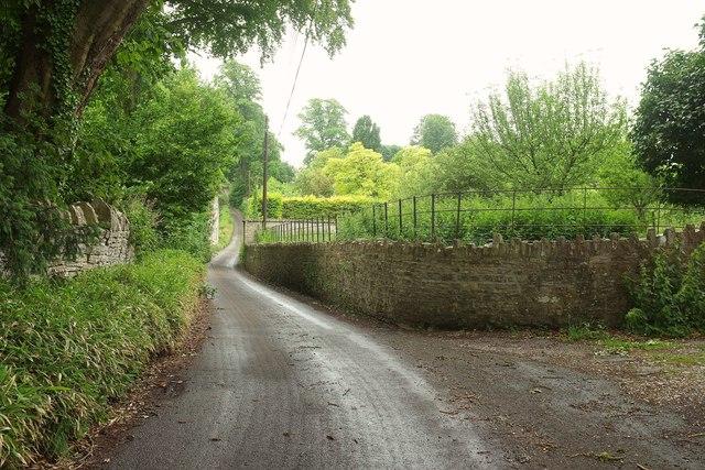 Mill Lane, Charlton Mackrell