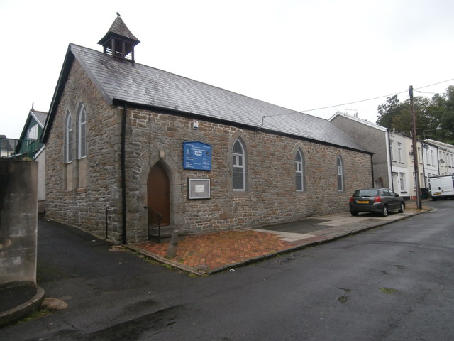 St Tydfil's Well Church