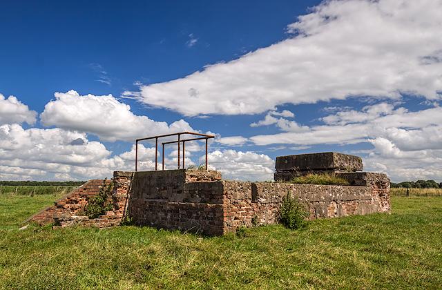 WWII Cheshire, RAF Cranage, near Middlewich - Airfield Battle Headquarters (16)
