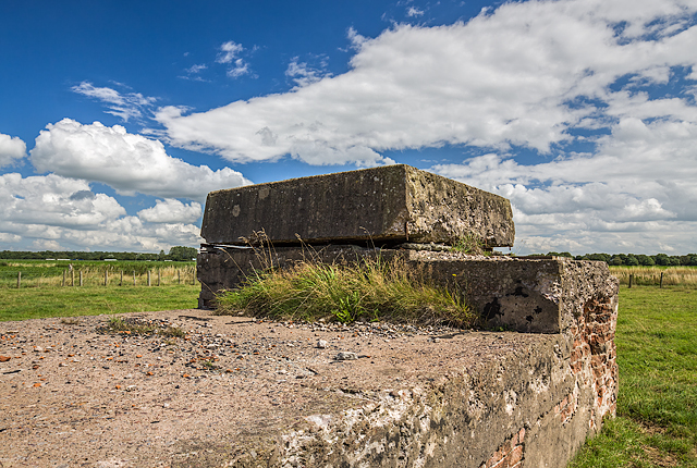WWII Cheshire, RAF Cranage, near Middlewich - Airfield Battle Headquarters (17)