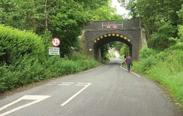 Railway bridge, Charlton Mackrell