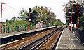 TQ5446 : Leigh station, 1997 by Ben Brooksbank