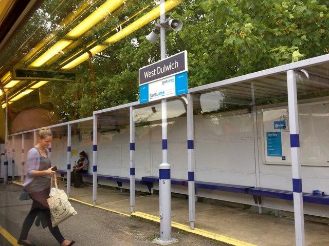 West Dulwich railway station