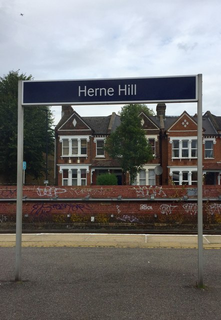 Hearne Hill station