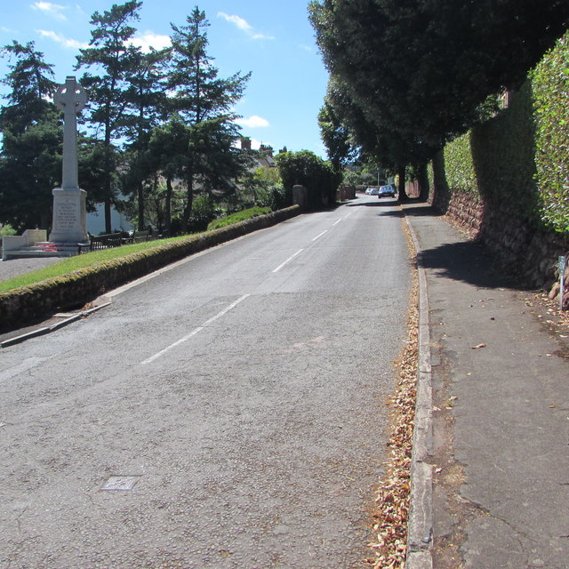 St Michael's Road, Minehead