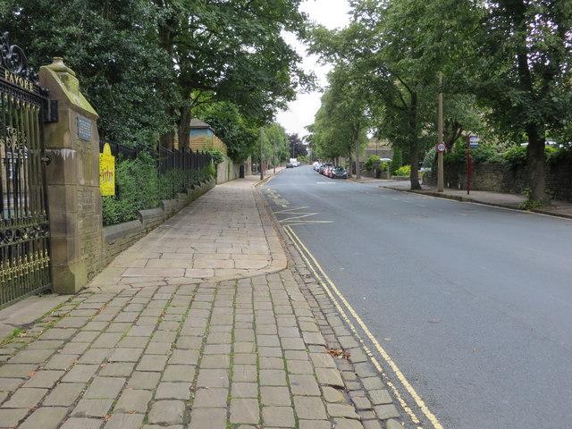 Free School Lane in Halifax