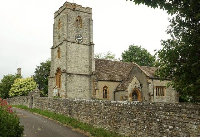 Church of St Peter and St Paul, Charlton Adam