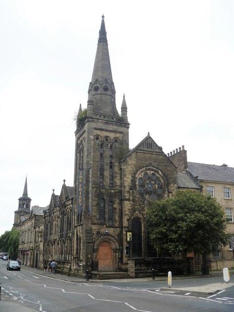 Former church and pub